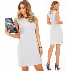 Sukienka elegancka Kerrien Grey Merribel