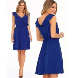 Sukienka elegancka Annag Niebieska Marribel