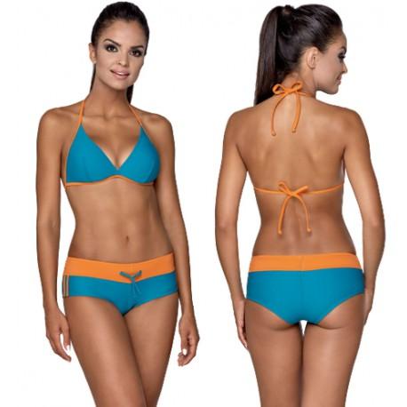 Strój kąpielowy L-4002/2 sportowy fitness yoga